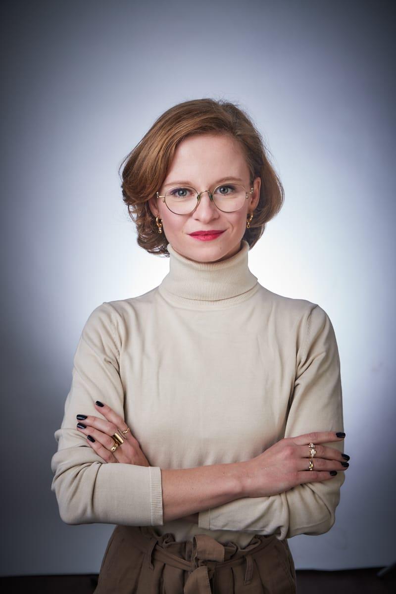 Enya Voskamp Geschlechterwissenschaftlerin
